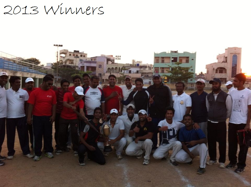 Cricket Winners 2013