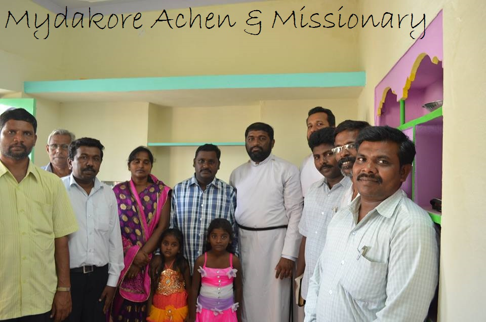 Mydakore Achen and Missionaries